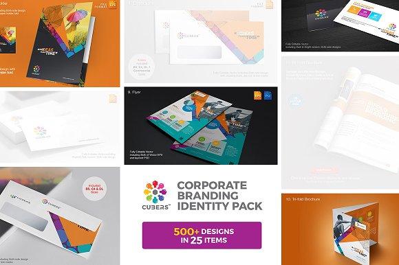 Corporate Branding Identity Bundle