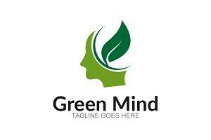 Green Mind Logo