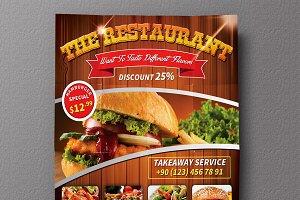 Restaurant Flyer 01