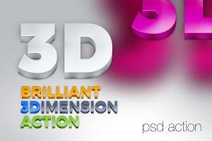 3D Action