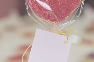 Valentine's sweet heart