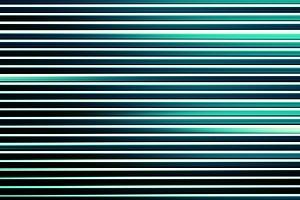 Horizontal motion blur green lines background