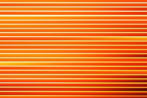 Horizontal motion blur orange background