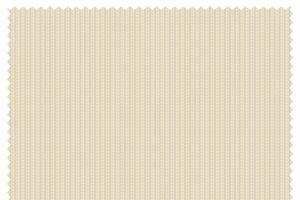 Organic Ecru Rib Fabric Texture