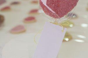 Valentine's sweet heart.
