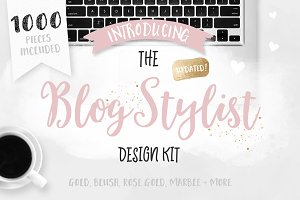 Blog Stylist Design Kit