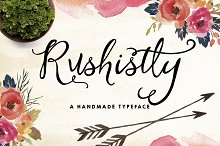 Rushistly Script-30%Off