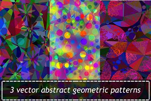 3 Vector geometric patterns