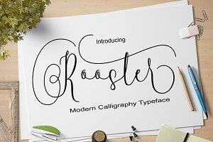 Rooster Script