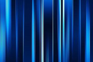 Vertical blue motion blur background