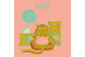 404. fanny cats