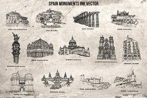 Spain Monuments Vol 2