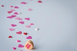 Too Cool Tiny Valentine Hearts