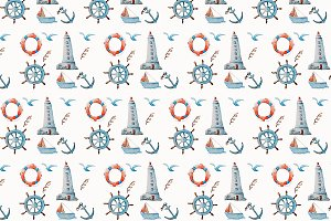 Lighthouse pattern