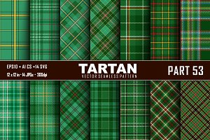 Seamless  Tartan Pattern Part - 53