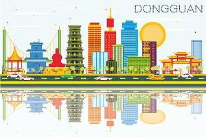 Dongguan Skyline