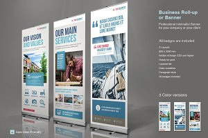 Business Roll-up Vol. 9