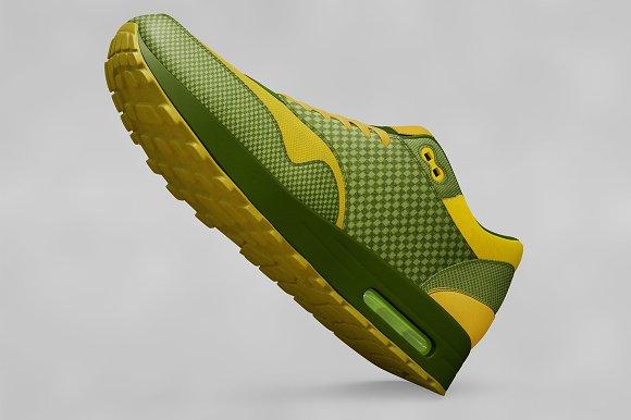 Nike Air Max Ultra 2.0 Mockup