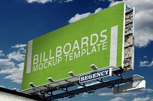 Billboards Mock-Up