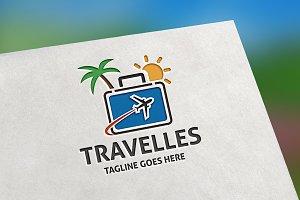Travelles Logo