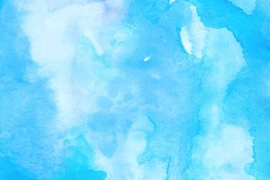 4 watercolor backgrounds