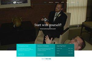 Soul Clinic-Psychiatrist Template