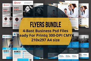 Corporate Flyers Bundle