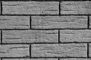Wall With Brick Pattern