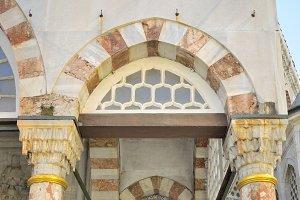 Exterior Tomb of Sultan Murad III