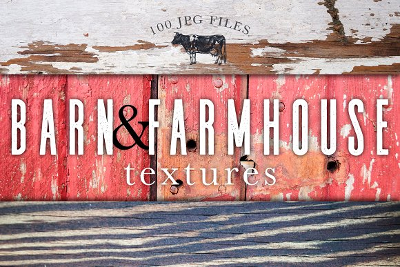 Barn Farmhouse Wood Textures