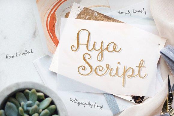 Aya Script
