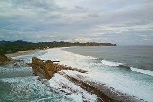 Magnific rock in Nicaragua
