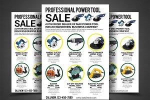 Tool Flyer