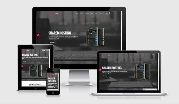 CanadaHost-Responsive WHMCS Template