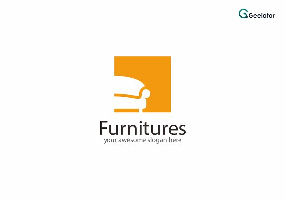 Furnitures Logo Template