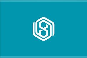 Hexa Eight - 8 Logo