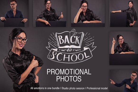 Promotional Photos Bundle