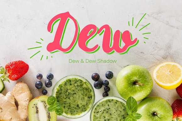 Dew Dew Shadow