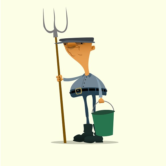 Funny Farmer