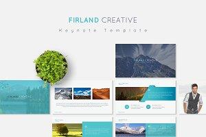 Firland Creative keynote