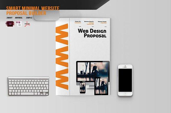 Smart Minimal Website Proposal