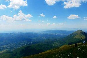 Landscape-Balkans/Dry mountain