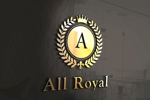 A-Z All Royal Bundle Logo Monograms