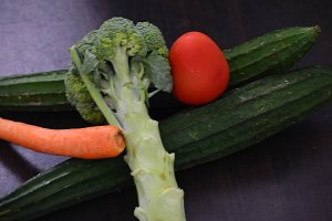 Combination of Vegetables