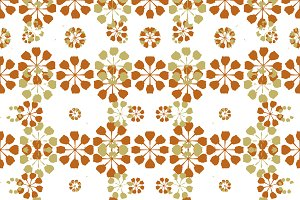 Gift Wrap Graphic Seamless Pattern Design