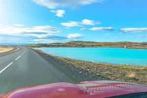 Bjarnarflag blue lagoon, Iceland