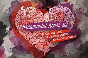 Heart Design Pack ♥