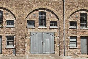 Double Door and Windows