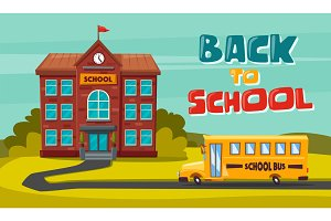 Back to school. September the first