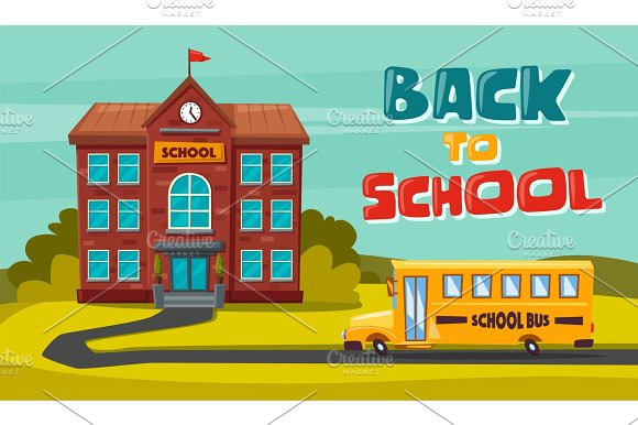 Back To School September The First